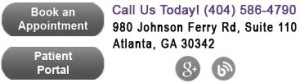 Atlanta Rhinoplasty Specialist Contact Info | Dr. William E. Silver